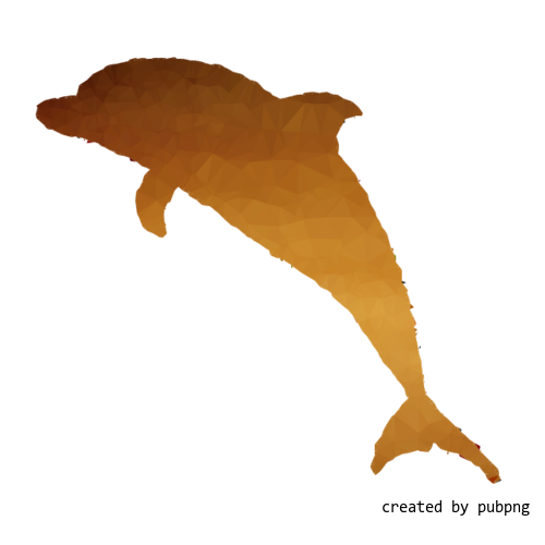 Miami Dolphins, Dolphin, Fauna, Low Poly transparent png image under public domain license